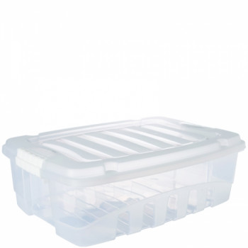 Caixa Gran Box Baixa 9,3L- Brinquedos, Artesanato - Plasutil