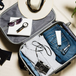 Viagem Perfeita = Mala Organizada!