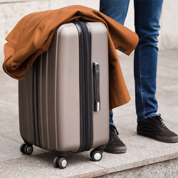 Mala de Viagem de Fim de Semama para os Pais