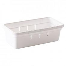 Organizador de Gaveta de Plástico L1 (15,0x7,9x5,0 cm) - 9731 - Plasutil