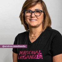 Camiseta Personal Organizer B.Look Preta com Pink Tam GG