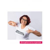 Camiseta Personal Organizer B.Look Branca com Preto Tam G