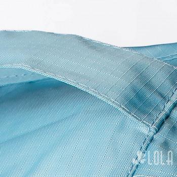 Organizador de Mala - Kit com 7 peças - Azul Bebe - Loladecor Artigos e Decorações